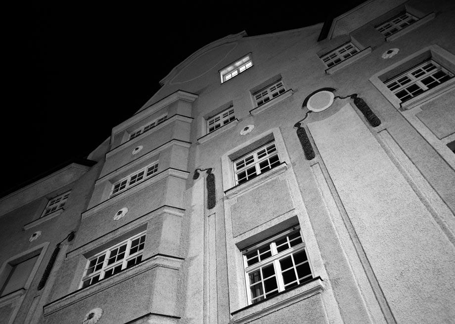 Haimhauserstraße Fassade