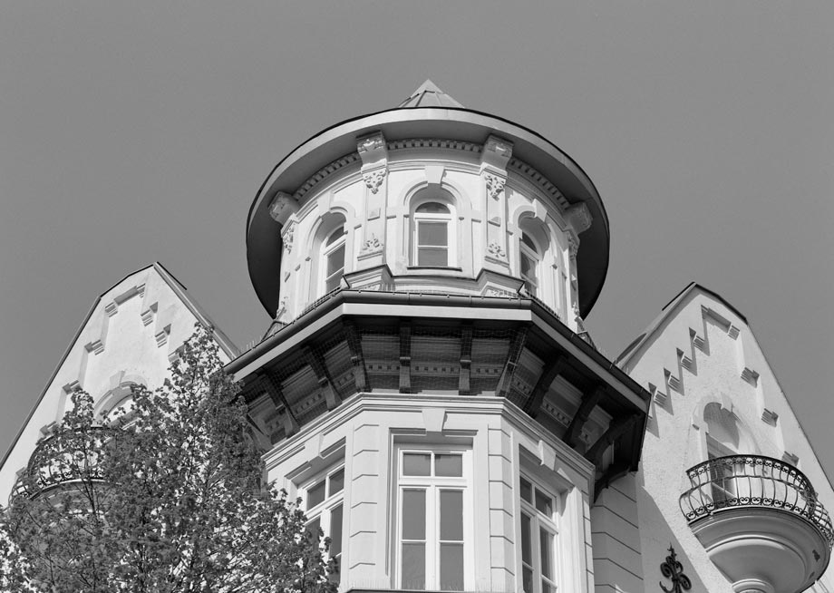 Sängerwarte Turm