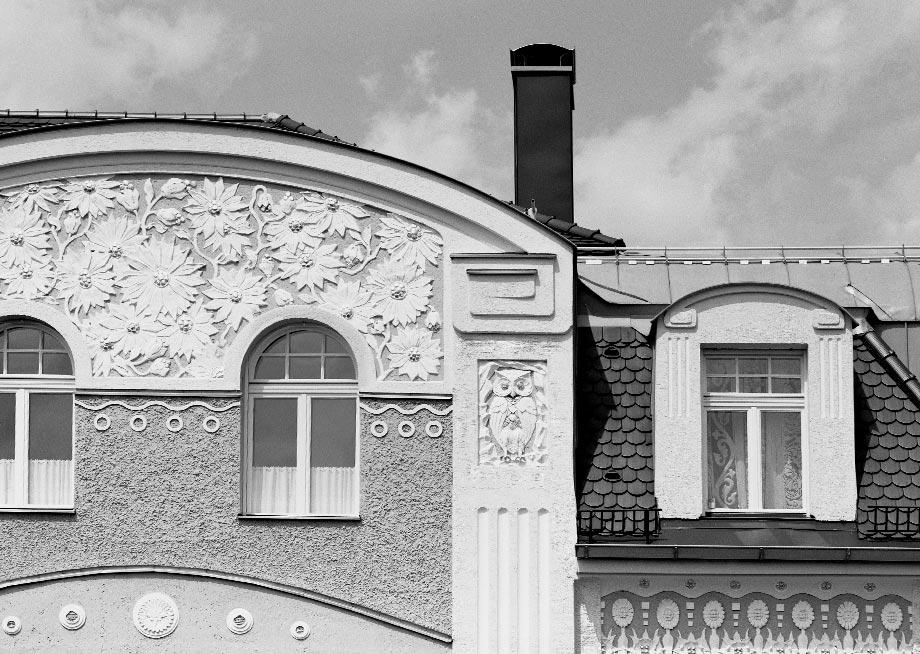 Romanstraße Fenster