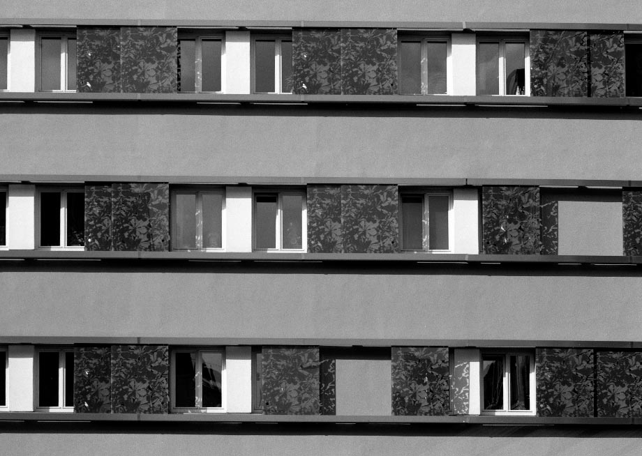 Gabelsbergerstraße Fassade